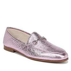 Sam Edelman Loraine Slip-On Loafer Crinkle Leather